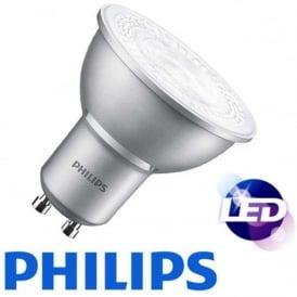 Philips LEDGU10-4.3W Master Value 4.3w Led GU10 Lamp Cool White 4000k