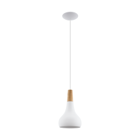Eglo 96981 Sabinar 1 Light Ceiling Light White