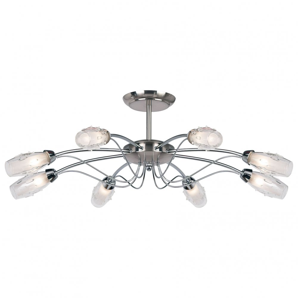 Ceiling Lights Company : Endon sc modern ceiling light chrome
