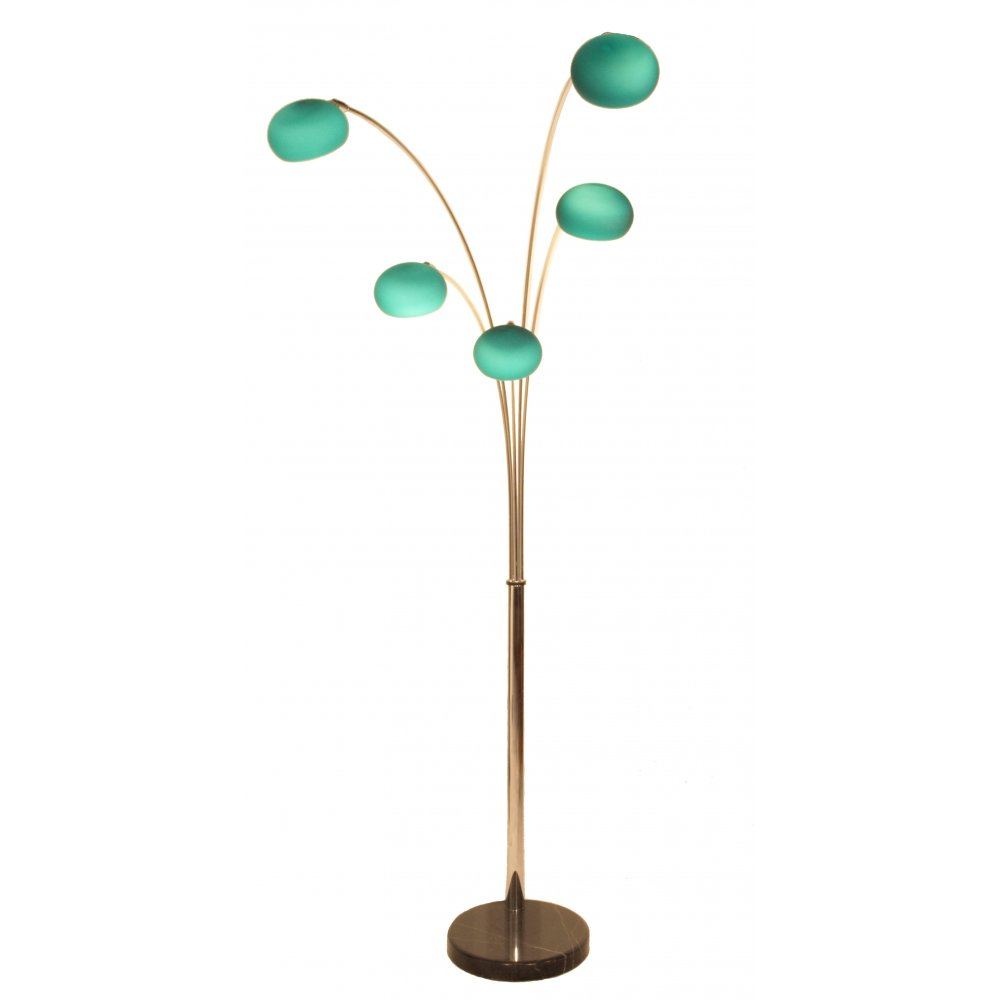 Petrol Lounge 5 Ultra Modern Floor Lamp
