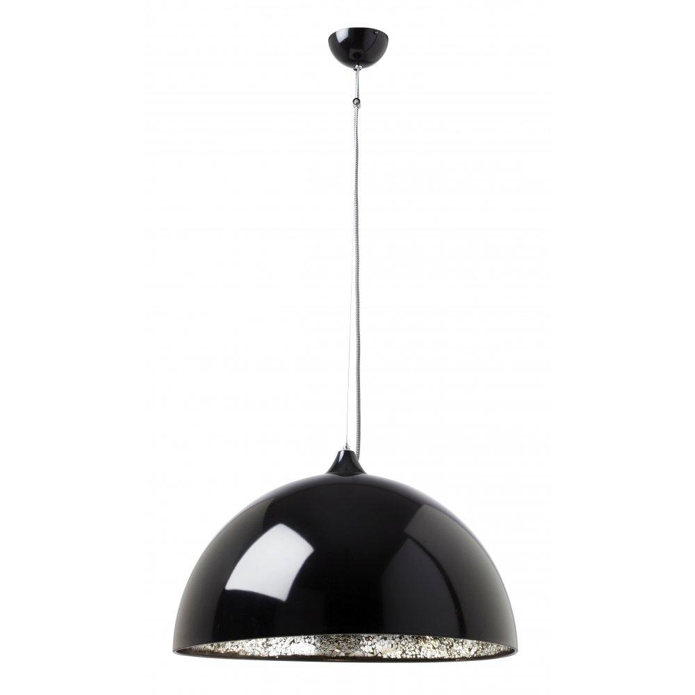 Bardem bl 1 light modern pendant bardem black ceiling light endon bardem bl bardem 1 light ceiling pendant black aloadofball Images