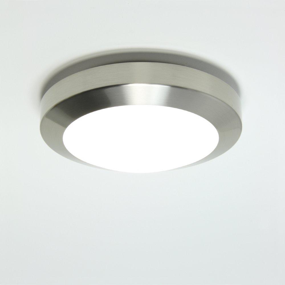 Astro 0673 Dakota 1 Light Wall Light Brushed Chrome