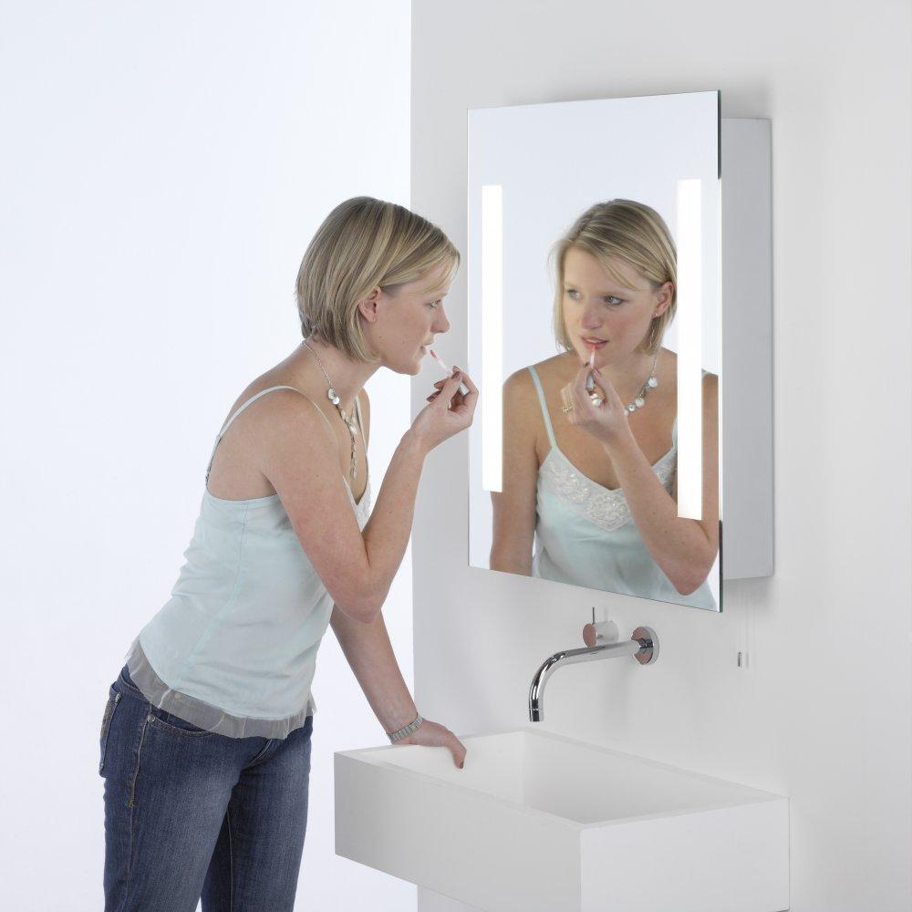 astro 0360 | livorno 2 light bathroom mirror ip44