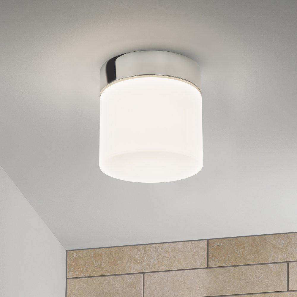 Ceiling Lights Chrome : Astro sabina ip light ceiling polished chrome