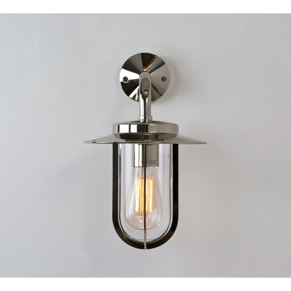 Outdoor Wall Lights Types: Montparnasse Outdoor Wall Light