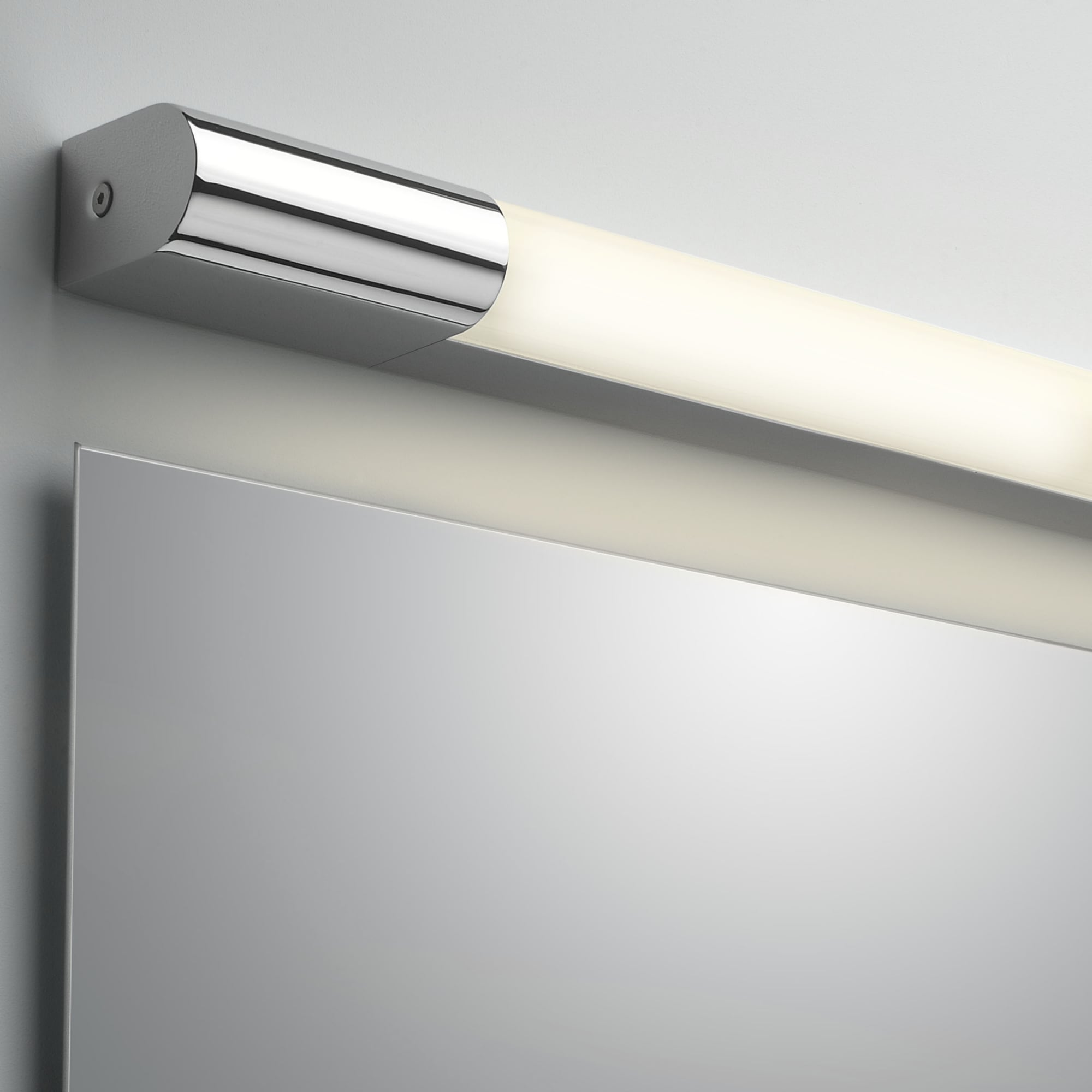 Led Bathroom Wall Lights Uk: Astro 7619 Palermo 600 LED IP44 Bathroom Wall Light Chrome