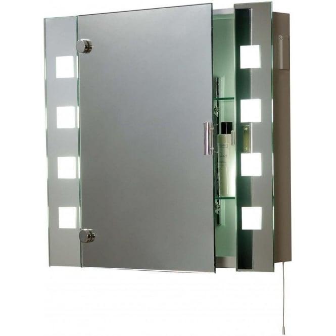 El Milos Low Energy Bathroom Cabinet, Lighted Bathroom Mirror Cabinet